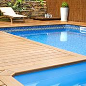 composites pour les piscines